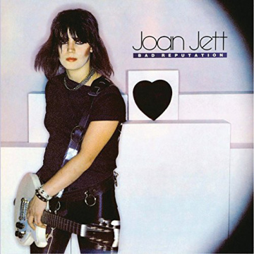 JOAN JETT - Bad Reputation LP UUSI Sony