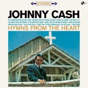 JOHNNY CASH - Hymns From the Heart LP Pan Am Records UUSI