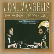 JON & VANGELIS - Friends Of Mr Cairo (Remastered 2016) CD