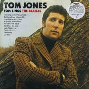 JONES TOM - Tom sings The Beatles LP LR UUSI M/M