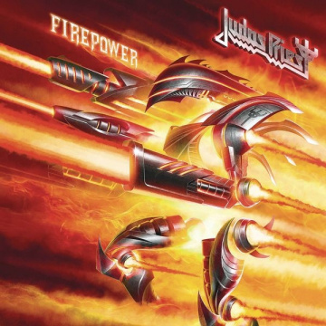JUDAS PRIEST - Firepower CD LTD Deluxe Harcover Edition