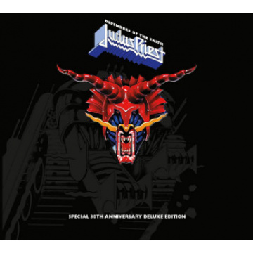JUDAS PRIEST - Defenders Of The Faith (30th Anniversary Edition) 3CD