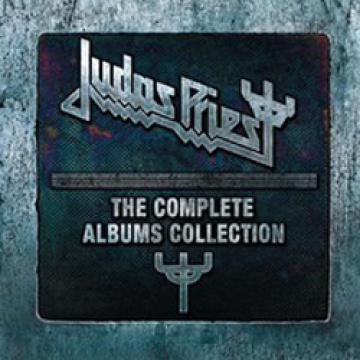 JUDAS PRIEST - The Complete Albums Collection 19CD