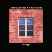 AALTONEN JUHANI & OTTO DONNER - Strings LP Svart BLACK
