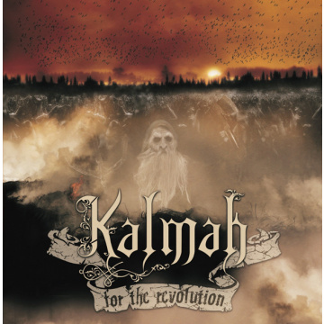 KALMAH - For the Revolution CD