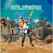 HÄRKÖNEN KEPA - Spicy Tales & Spacey Tones CD