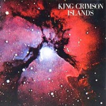 KING CRIMSON - Islands LP Panegyric UUSI M/M