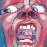 KING CRIMSON - In The Court Of The Crimson King LP Panegyric UUSI 200gram