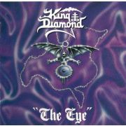 KING DIAMOND - The Eye LP UUSI Metal Blade
