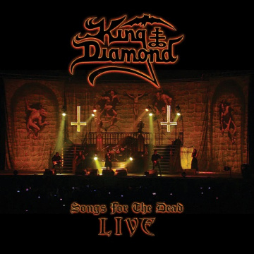 KING DIAMOND - Songs From the Dead Live BLU-RAY