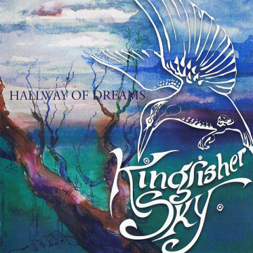 KINGFISHER SKY - Hallway of dreams LP Tonefloat UUSI LTD 500 NUMBERED EDITION