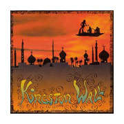 KINGSTON WALL - I 2LP LTD 700 Sunset Edition Svart Records