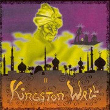 KINGSTON WALL - II 2LP LTD 700 Sunset Edition Svart Records