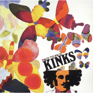KINKS - Face To Face LP M/M