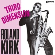 KIRK ROLAND -  Third Dimension LP UUSI Vinyl Passion