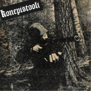 KONEPISTOOLI - s/t LP GREEK VERSION