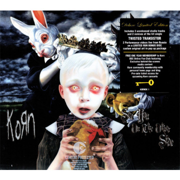 KORN - See you in the other side CD+DVD