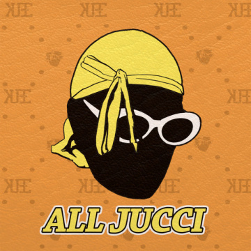 KUBE - All jucci LP Monsp