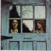 LAMBERT AND NUTTYCOMBE - At home LP Klimt UUSI M/M