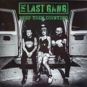 LAST GANG - Keep Them Counting LP UUSI Fat Wreck