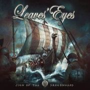LEAVES' EYES - Sign Of The Dragonhead CD