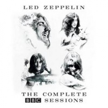 caed8262f LED ZEPPELIN - The Complete BBC Sessions 5LP+3CD SUPER DELUXE
