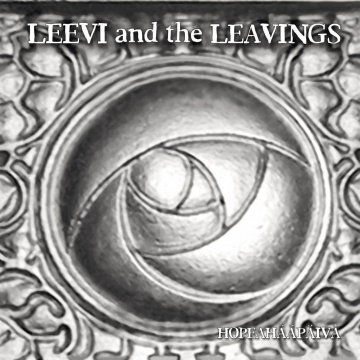LEEVI AND THE LEAVINGS - Hopeahääpäivä LP SILVER VINYL Svart Records
