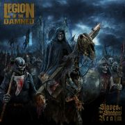LEGION OF THE DAMNED - Slaves Of The Shadow Realm CD