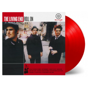 LIVING END - Roll On LP Music On Vinyl LTD RED NUMBERED VINYL
