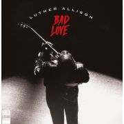 LUTHER ALLISON - Bad Love LP UUSI Ruf