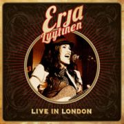 LYYTINEN ERJA - Live in London CD+DVD