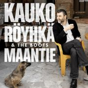 RÖYHKÄ KAUKO & THE BOOTS - Maantie CD