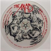 MAD - Mask EP PICTURE-12-INCH BTX OUROBOROS PENTAGRAM-picture