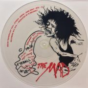MAD - Mask EP PICTURE-12-INCH BTX VOMIT-picture