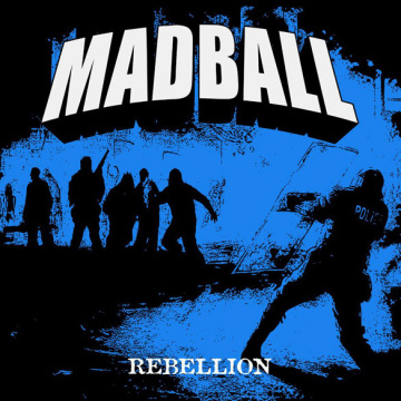 "MADBALL - Rebellion 7"" EP UUSI BNB Label"