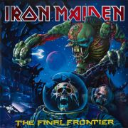 IRON MAIDEN - The Final Frontier 2LP UUSI Parlophone