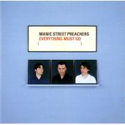 MANIC STREET PREACHERS - Everything must go DELUXE 2CD+DVD