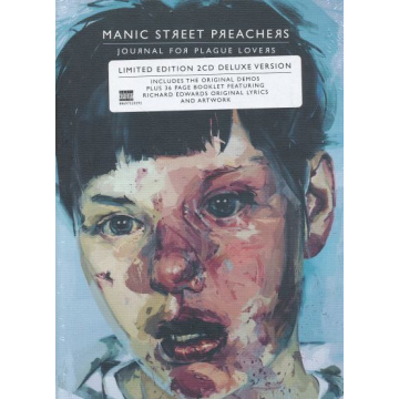 MANIC STREET PREACHERS - Journal for Plague Lovers 2CD DELUXE