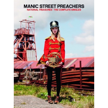 MANIC STREET PREACHERS  - National Treasures – The Complete Singles 2CD+DVD