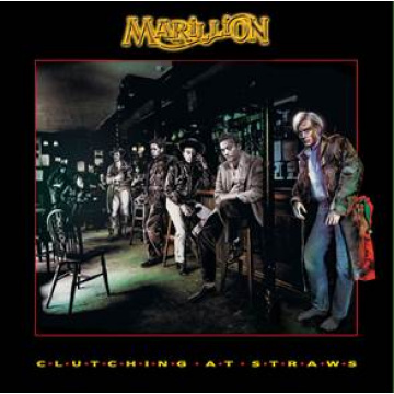 MARILLION - Clutching at straws 4CD + Blu-ray box set