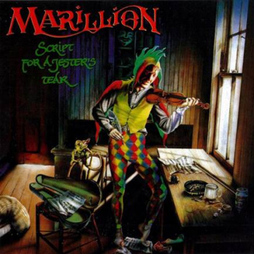 MARILLION - Script For A Jester's Tear DELUXE EDITION 4CD+Blu-ray