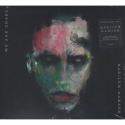 MARILYN MANSON - We Are Chaos LP BLACK VINYL