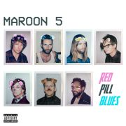 MAROON 5 - Red Pill Blues 2CD DELUXE EDITION