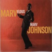 JOHNSON MARV - Marvelous Marv Johnson LP Rumble Records UUSI M/M