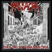 Massacra - Final Holocaust LP splatter) VINYL Svart Records