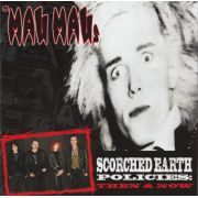 MAU MAUS - Scorched earth policies LP RBR UUSI