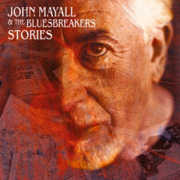 JOHN MAYALL & THE BLUESBREAKERS - Stories 2LP UUSI LTD numbered WHITE