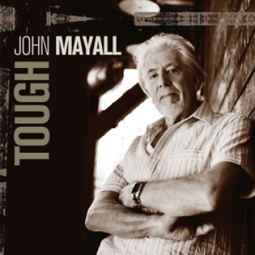 JOHN MAYALL - Tough 2LP UUSI LTD numbered CRYSTAL CLEAR vinyls