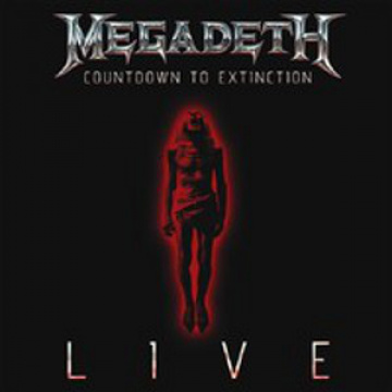 MEGADETH - Countdown To Extinction: Live DVD