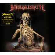 MEGADETH - The World Needs a Hero (2019 Remaster) CD